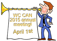 WC CAN Annual meeting